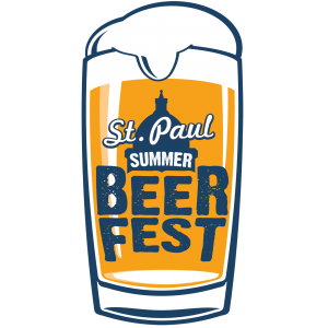 St. Paul Summer Beer Fest Logo