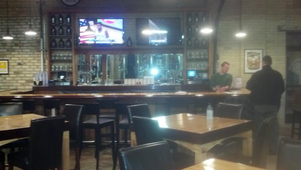 612 BREW Bar