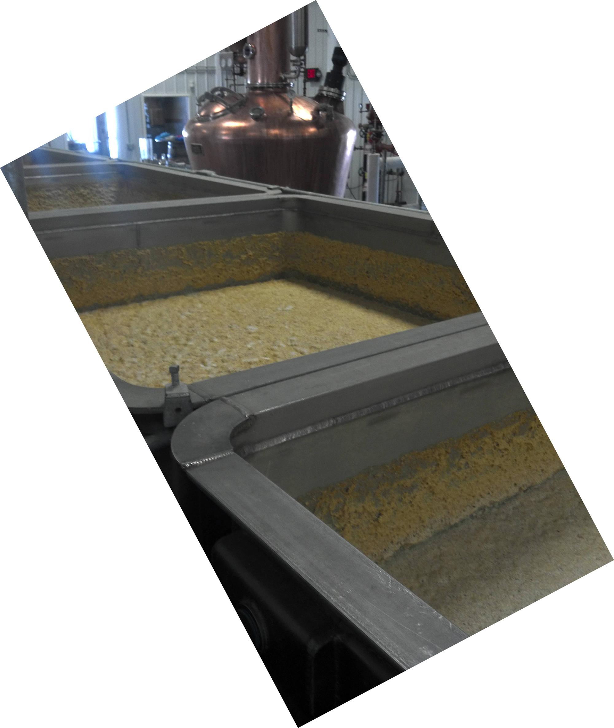 Panther Distillery - Mash