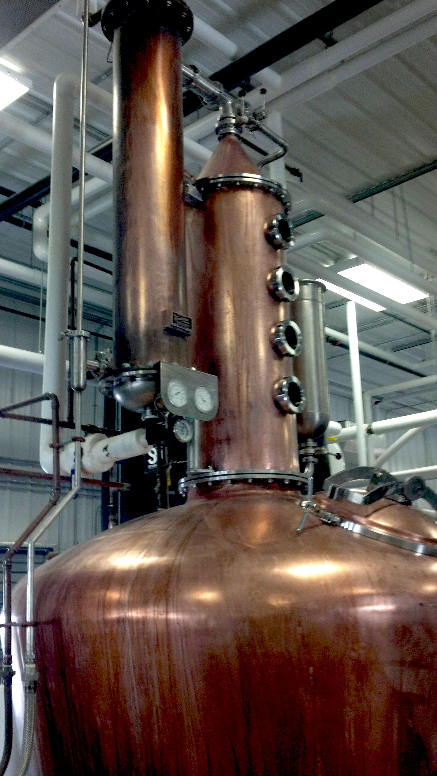Panther Distillery - Still