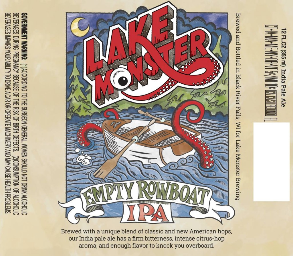 Lake Monster Brewing