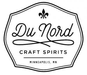 Du Nord logo white