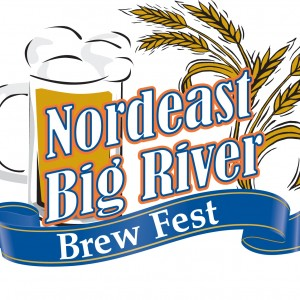 Nordeast Big River Brew Fest LogoGradient