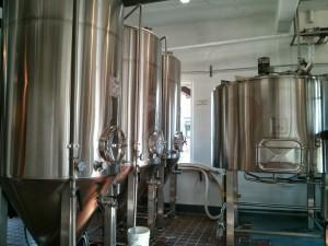 Enki Brewing Fermenters