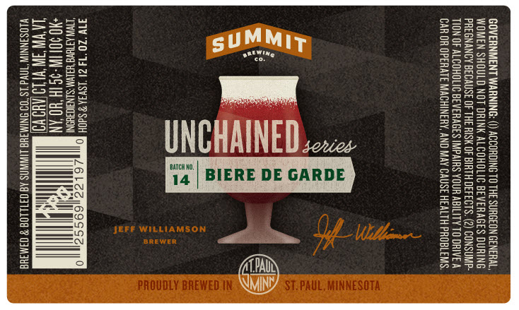 Summit Brewing Biere De Garde