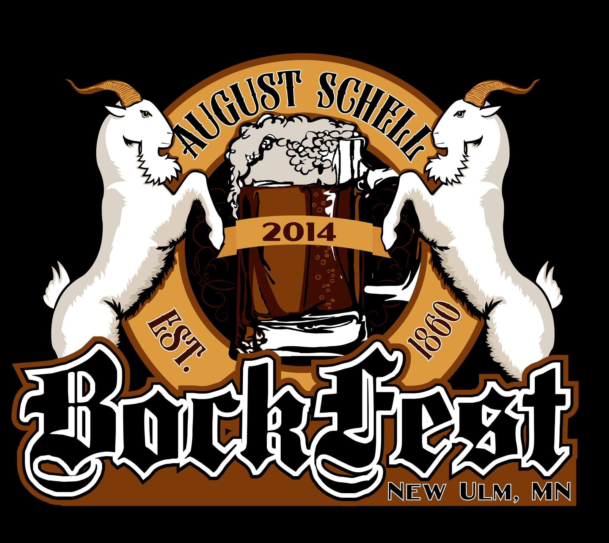 August Schell Bockfest 2014