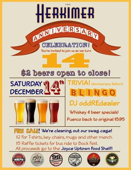 Herkimer Anniversary Party