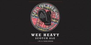 Steel Toe Brewing Wee Heavy