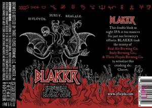 Surly Brewing, Three Floyds, Blakkr