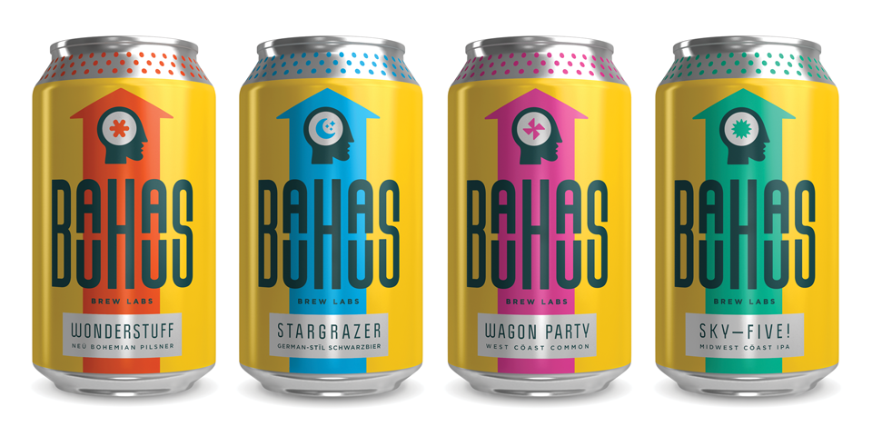 BauHaus Brewlabs Cans