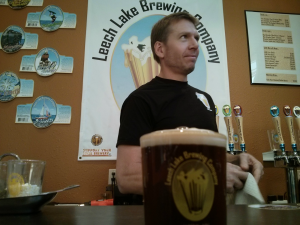 Greg Smith Leech Lake Brewing
