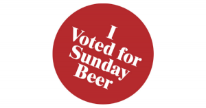 I voted for Sunday beer 600x315