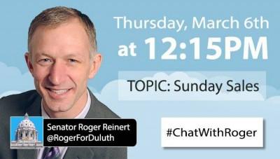 #chatwithroger #SundaySalesmn