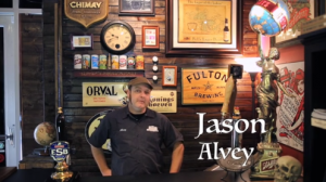 Jason Alvey - Four Firkins