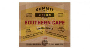 Summit Brewing Southern Cape Union Series #3