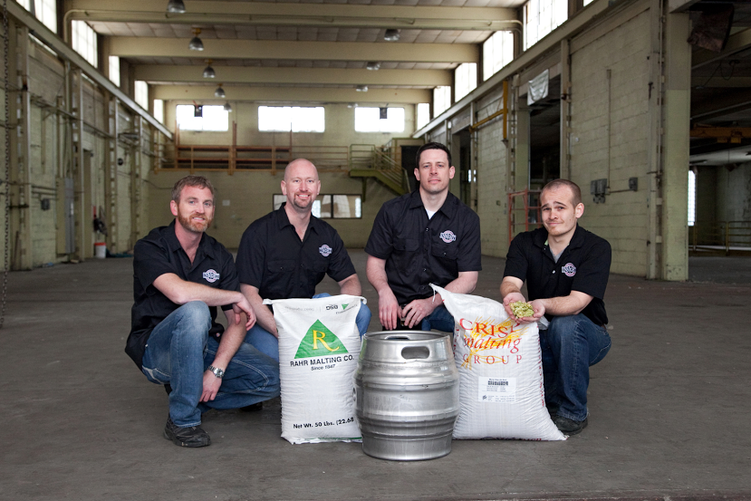 Insight Brewing Founders