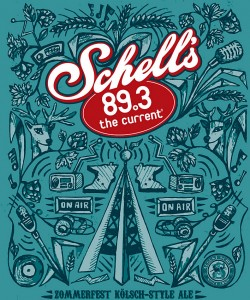 schells_current_beer_label_91