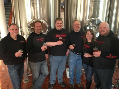 Enki Brewing Team