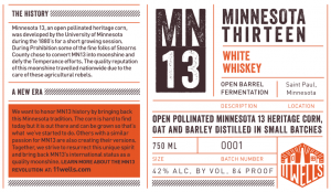 MN Thirteen Whiskey