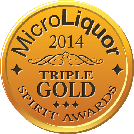 Triple Gold Du Nord Craft Spirits