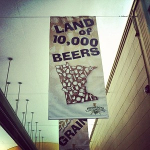 land of 10,000 beer at Minnesota state fair