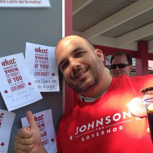 Jeff Johnson for Governor supports Sunday liquor sales