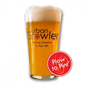 urban Growler plow to pint