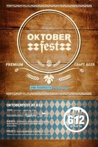 612BREW Oktoberfest