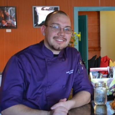 Chef Sean Cooke, Certified Beer Server