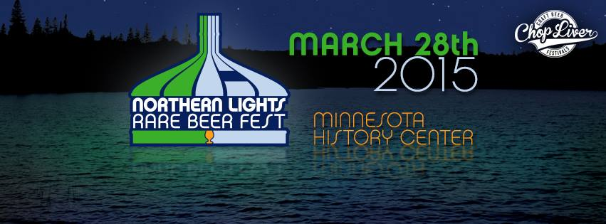 Northern Lights Rare Beer Fest 2015