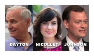 2014 Minnesota Gubernatorial Candidates