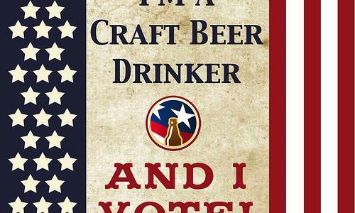 Beer Drinkers Vote