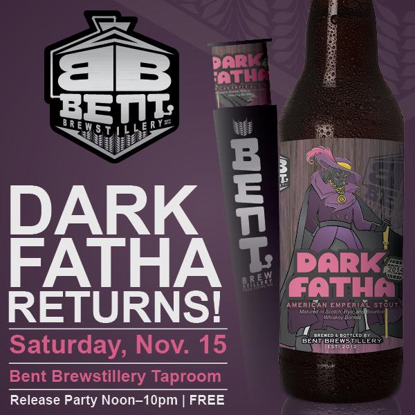 dark fatha Bent Brewstillery