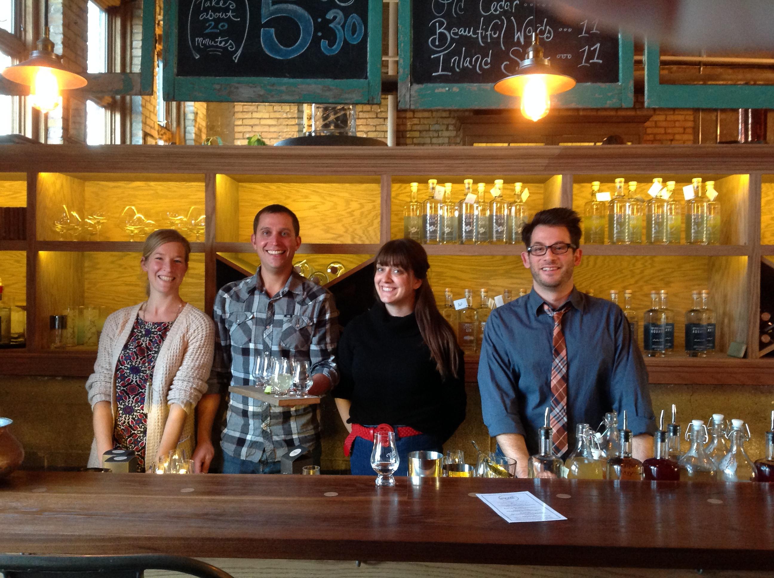 Vikre Distillery Duluth Minnesota