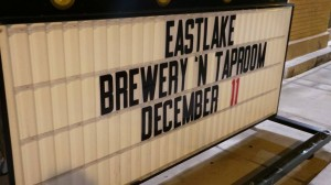 Eastlake craft brewery open