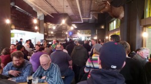 Eastlake craft brewery taproom