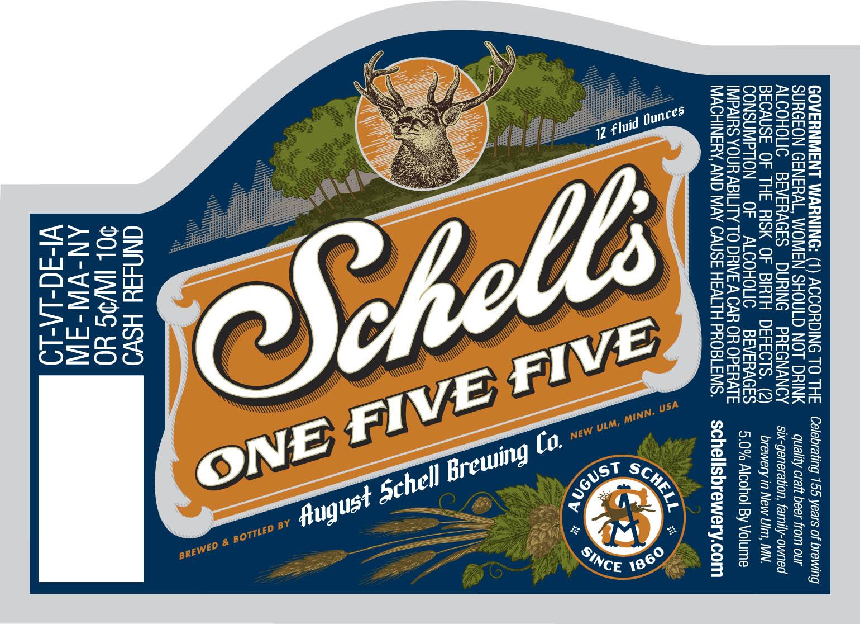 Schells one five five
