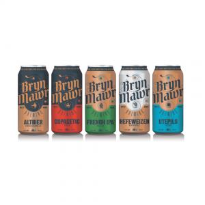 Bryn Mawr Brewing Company Beers