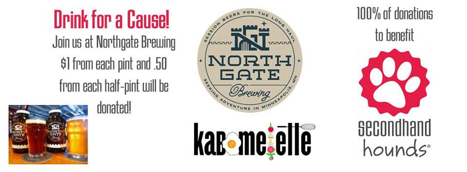 Drink for a Cause: Adoption Event & Fundraiser at Northgate Brewing