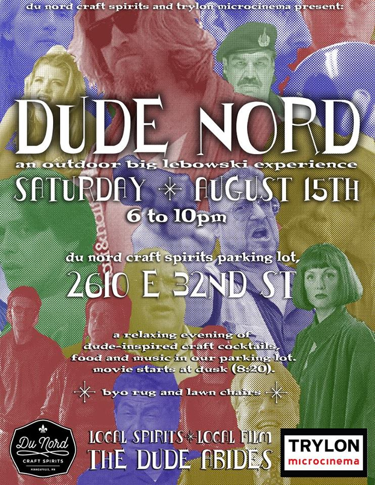 """Dude Nord"": An Outdoor Big Lebowski Experience"