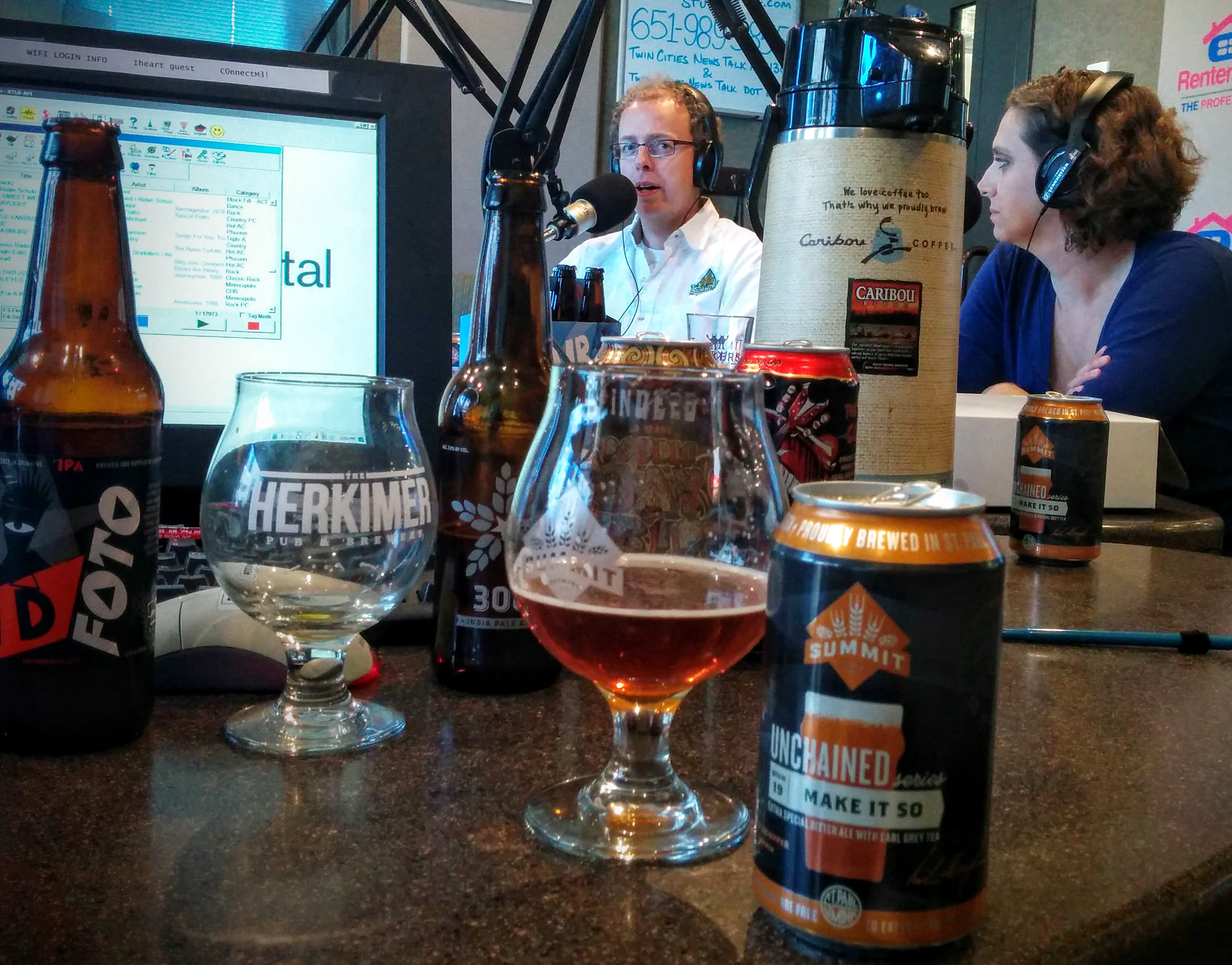Summit Brewing's Damian McConn on The Minnesota BeerCast