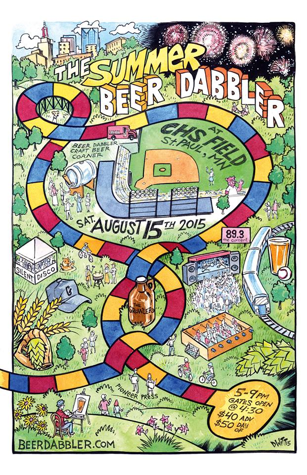 Summer Beer Dabbler 2015