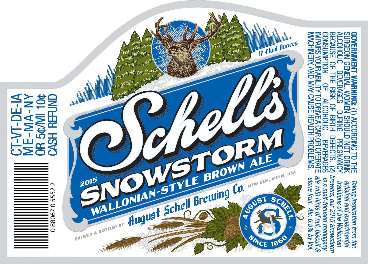 Schell's Snowstorm 2015