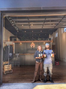 Dangerous Man Brewing Growler Shop