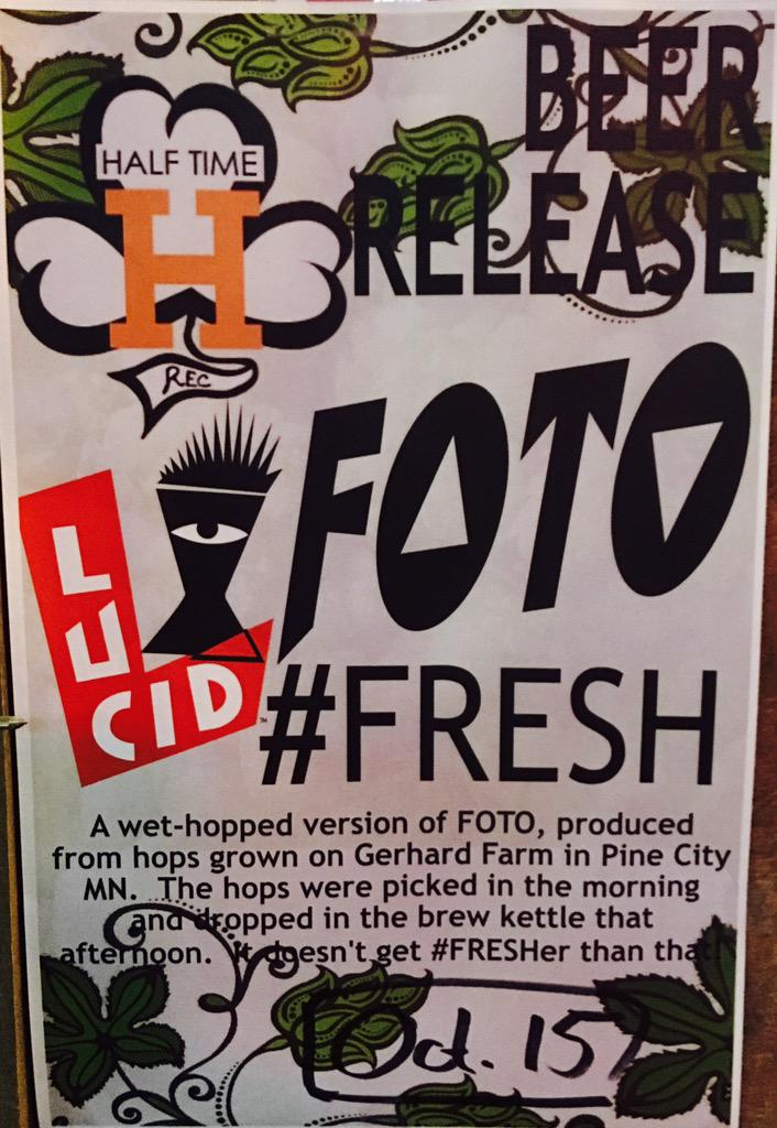 St. Paul Release of Lucid Foto Fresh
