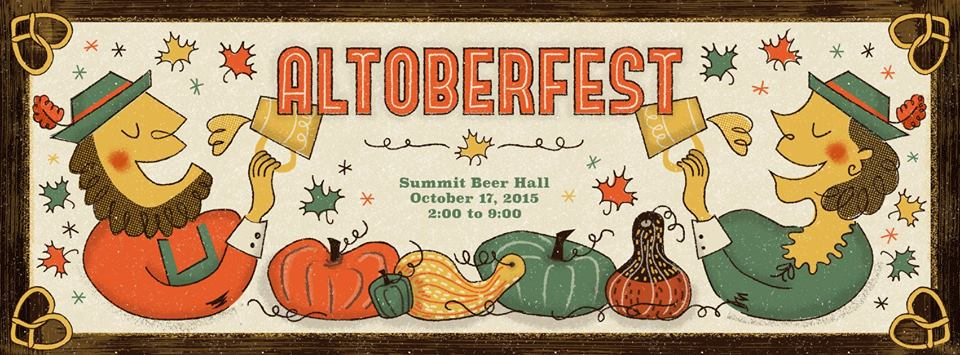Summit Brewing Altoberfest