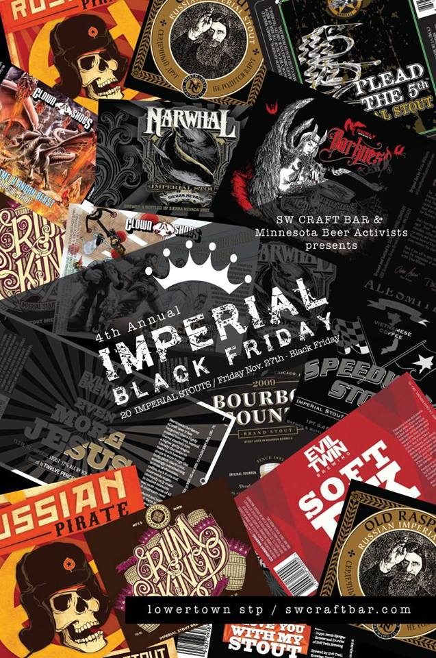 Imperial Black Friday at SW Craft Bar