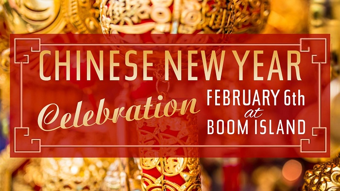 Chinese New Year at Boom Island Brewing