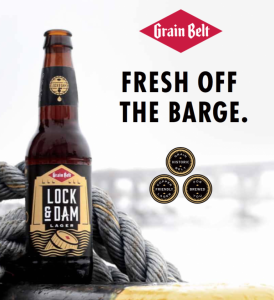 Grain Belt Lock and Dam