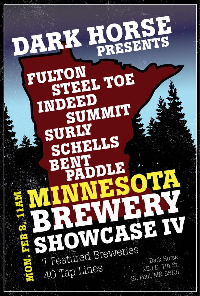 Minnesota Brewery Showcase IV